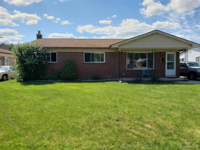 30607 Hayes Road, Warren, MI 48088 (#2200063502) :: The Alex Nugent Team | Real Estate One