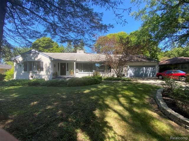 3312 Hawthorne Drive, Flint, MI 48503 (#2200063517) :: The Alex Nugent Team | Real Estate One
