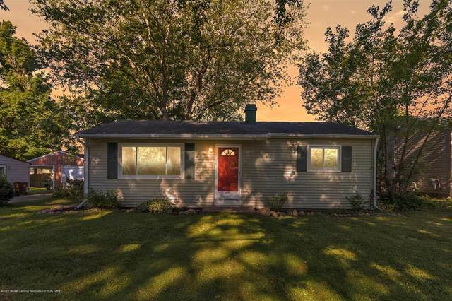 106 Folk Street, Potterville, MI 48876 (#630000248563) :: The BK Agency