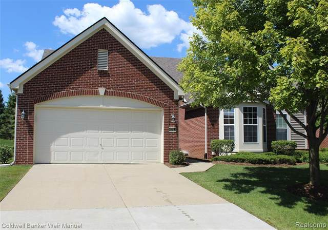 1086 Andover Cir, Commerce Twp, MI 48390 (#2200063617) :: The BK Agency