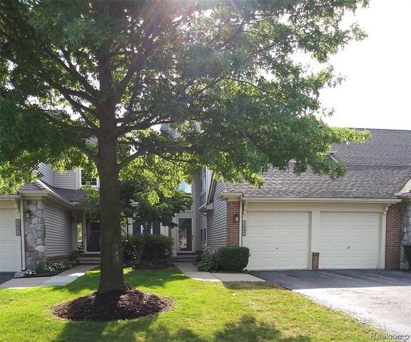 1645 Thistle Court, Canton Twp, MI 48188 (MLS #2200063622) :: The John Wentworth Group