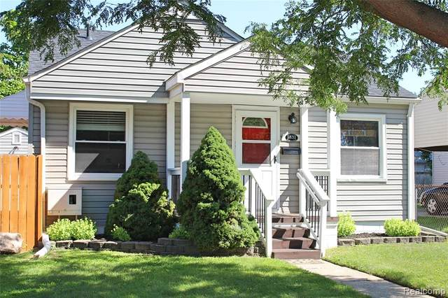 1831 Moorhouse Street, Ferndale, MI 48220 (#2200063627) :: RE/MAX Nexus