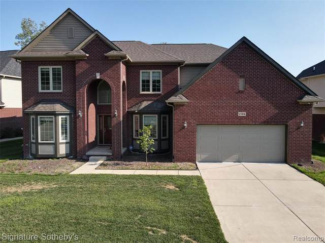 1766 Oak Forest Drive, Troy, MI 48085 (#2200063634) :: The Alex Nugent Team | Real Estate One