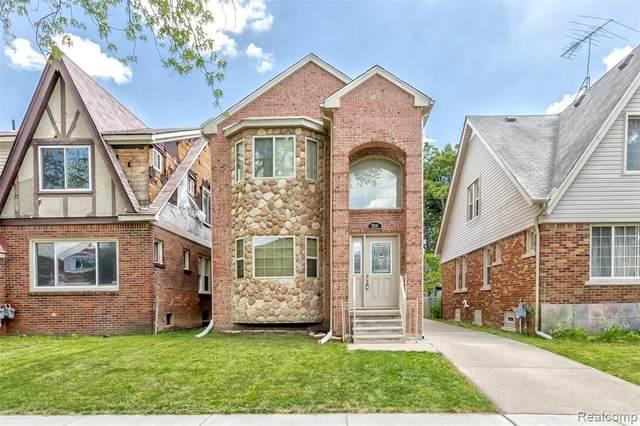 7518 Williamson Street, Dearborn, MI 48126 (#2200063650) :: Novak & Associates