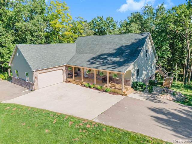 5263 Diehl Road, Hadley Twp, MI 48455 (#2200063660) :: RE/MAX Nexus