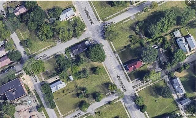 4135 Mcdougall Road, Detroit, MI 48207 (#2200063764) :: The Alex Nugent Team | Real Estate One