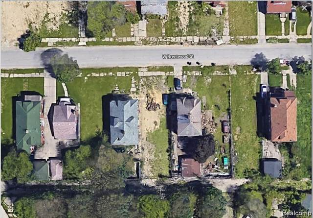 707 W Brentwood, Detroit, MI 48203 (#2200063765) :: The Alex Nugent Team | Real Estate One