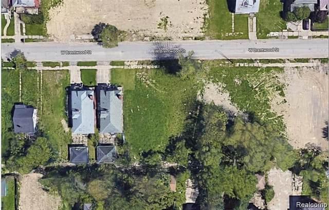 623 W Brentwood, Detroit, MI 48203 (#2200063766) :: The Alex Nugent Team | Real Estate One