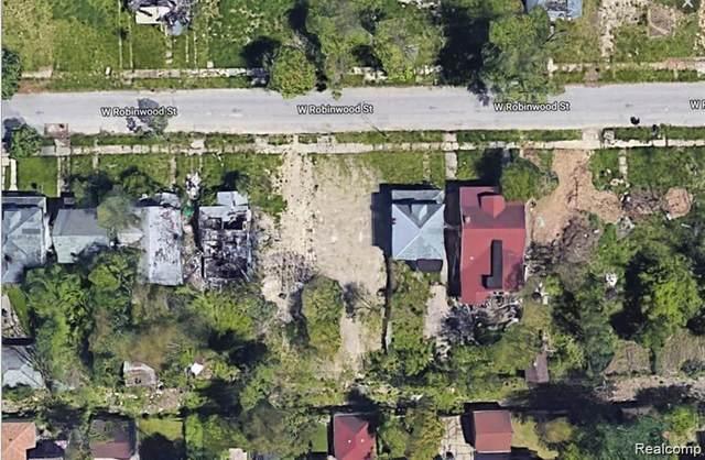 609 W Robinwood Street, Detroit, MI 48203 (#2200063769) :: The Alex Nugent Team | Real Estate One
