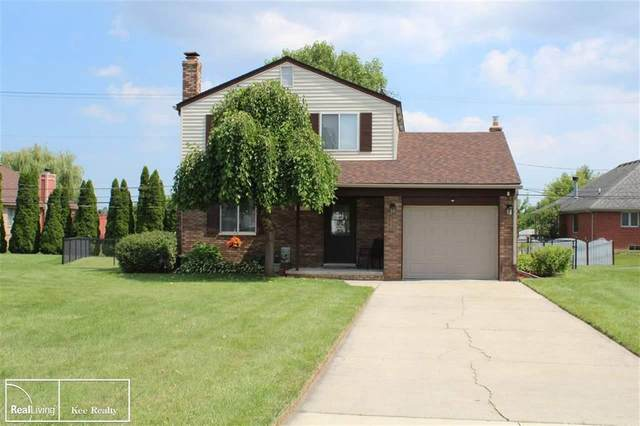 32664 Fraser Dr, Fraser, MI 48026 (MLS #58050020014) :: The Toth Team