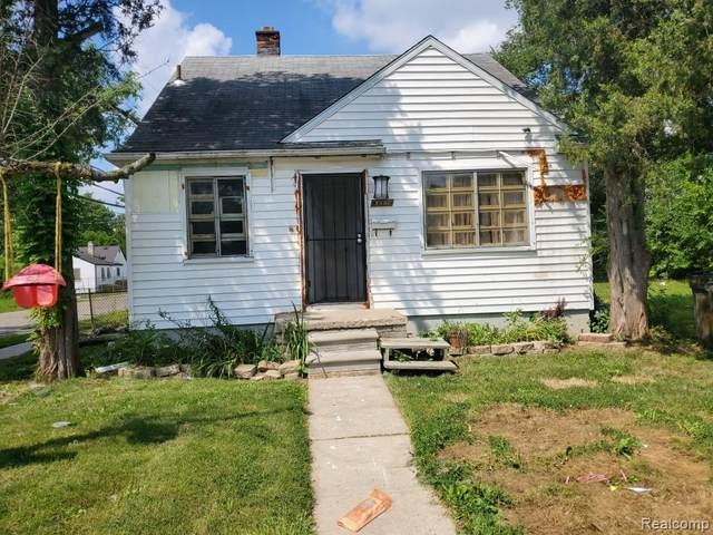 8201 Patton Street, Detroit, MI 48228 (#2200063791) :: The Alex Nugent Team | Real Estate One