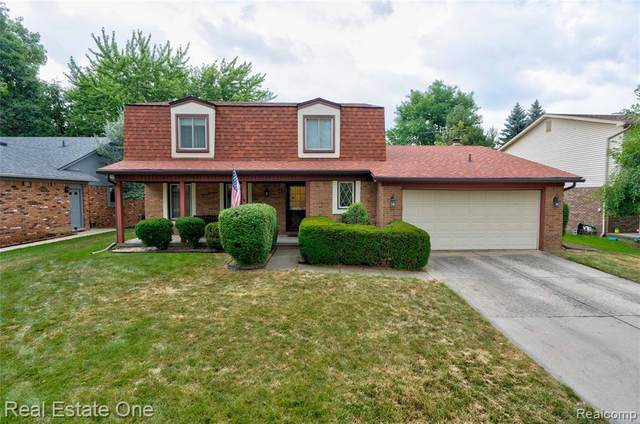 4452 Harold Drive, Troy, MI 48085 (#2200063855) :: The Alex Nugent Team | Real Estate One