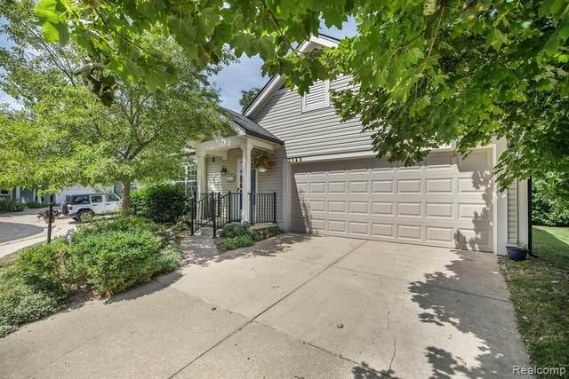 2548 Jade Court, Ann Arbor, MI 48103 (#2200063876) :: Duneske Real Estate Advisors