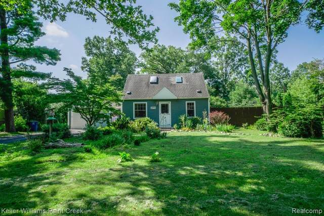 2974 Sharon Drive, Ann Arbor, MI 48108 (#2200063917) :: The Alex Nugent Team   Real Estate One