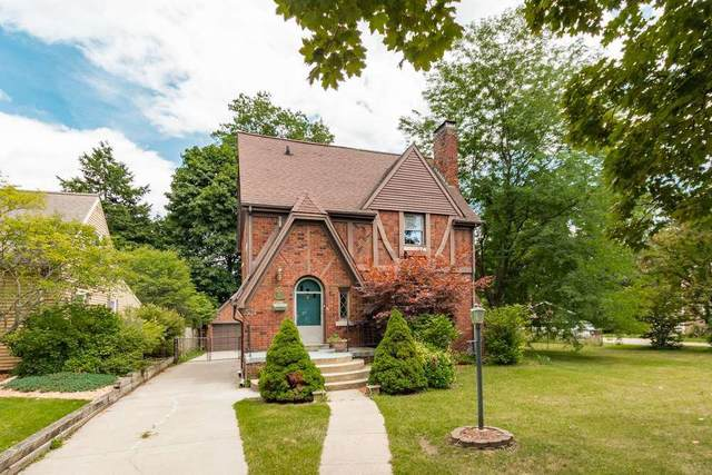 801 S Webster St, CITY OF JACKSON, MI 49203 (#55202002216) :: Alan Brown Group
