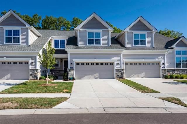 2604 Oxford Circle, Scio Twp, MI 48103 (#543275174) :: The Alex Nugent Team   Real Estate One