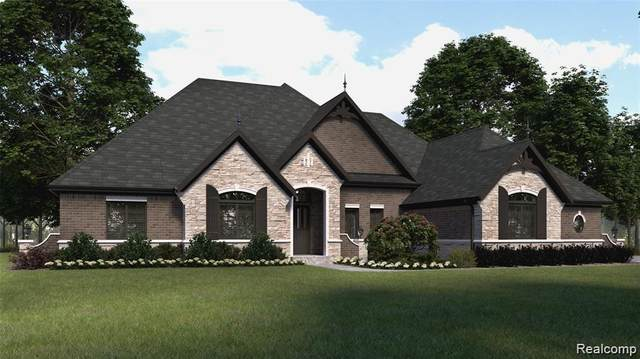 2640 Bretby (Lily), Troy, MI 48098 (#2200063960) :: The Mulvihill Group