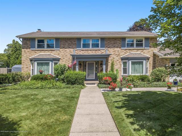 4424 Wagon Wheel Lane, Delta Twp, MI 48917 (#630000248583) :: The BK Agency