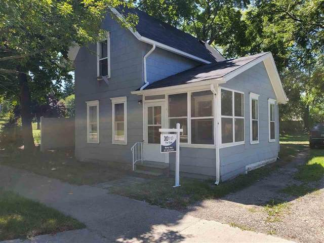810 S Jackson St, CITY OF JACKSON, MI 49203 (#55202002218) :: Alan Brown Group