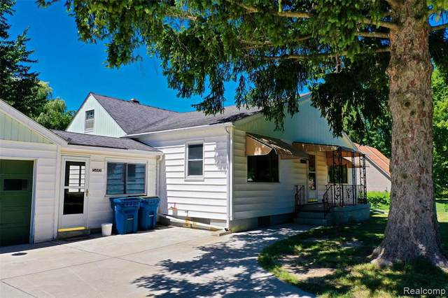 5440 Linden Road, Mundy Twp, MI 48473 (#2200064003) :: Novak & Associates