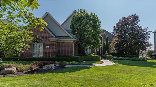 18254 Parkshore Drive, Northville, MI 48168 (#2200064005) :: The Alex Nugent Team | Real Estate One