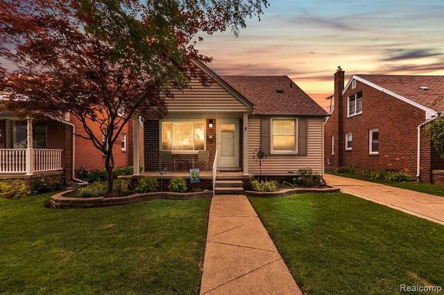 13352 Commonwealth Street, Southgate, MI 48195 (#2200064018) :: The Alex Nugent Team   Real Estate One
