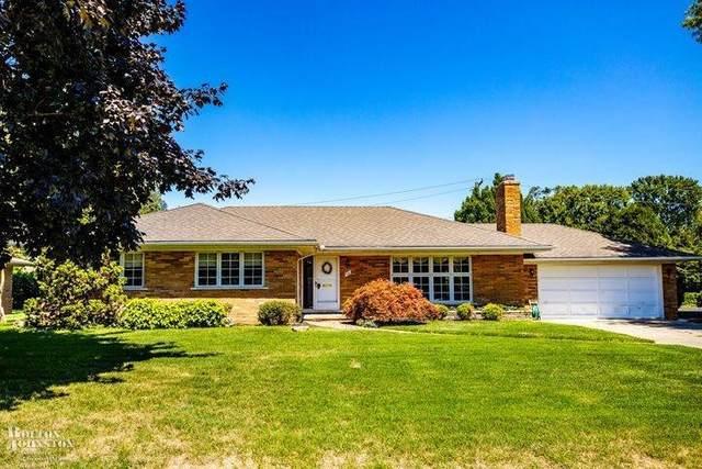 48 Greenbriar Lane, Village of Grosse Pointe Shores, MI 48236 (#58050020080) :: The Alex Nugent Team | Real Estate One
