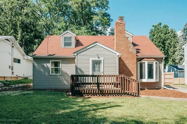 1741 Melrose Avenue, East Lansing, MI 48823 (#630000248596) :: The Alex Nugent Team   Real Estate One