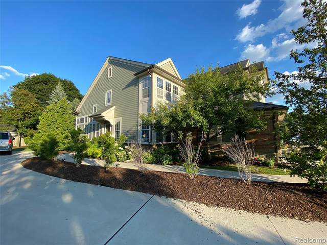 4060 Summerfield Drive, Troy, MI 48085 (#2200064133) :: The Alex Nugent Team | Real Estate One