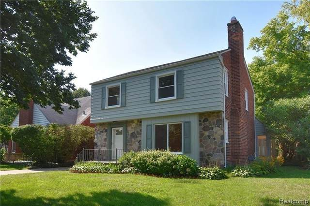 371 Moross Road, Grosse Pointe Farms, MI 48236 (#2200064152) :: The Alex Nugent Team | Real Estate One