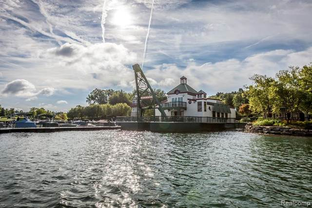 31 Boat Slip, Green Oak Twp, MI 48178 (#2200064183) :: The Mulvihill Group