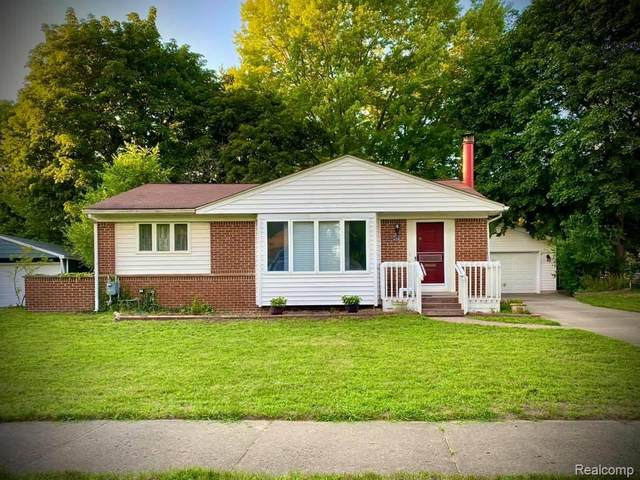 248 N Hill Circle, Rochester, MI 48307 (#2200064200) :: RE/MAX Nexus