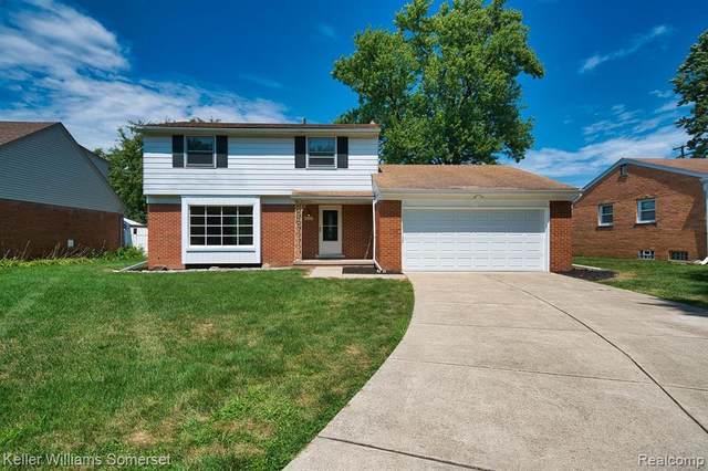 17370 Roseland Boulevard, Lathrup Village, MI 48076 (#2200064209) :: The Alex Nugent Team | Real Estate One