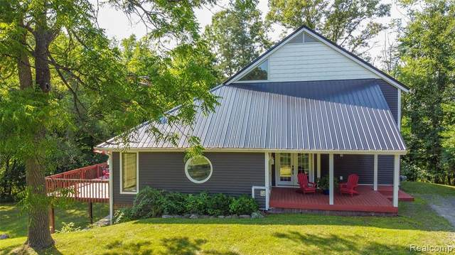 1000 W Davis Road, Marion Twp, MI 48843 (#2200064291) :: Novak & Associates