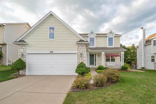 4869 N Ridgeside Circle, Ann Arbor, MI 48105 (#543275503) :: The Alex Nugent Team   Real Estate One