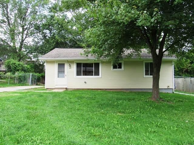 428 Elder Street, Ypsilanti, MI 48197 (#543275529) :: Novak & Associates