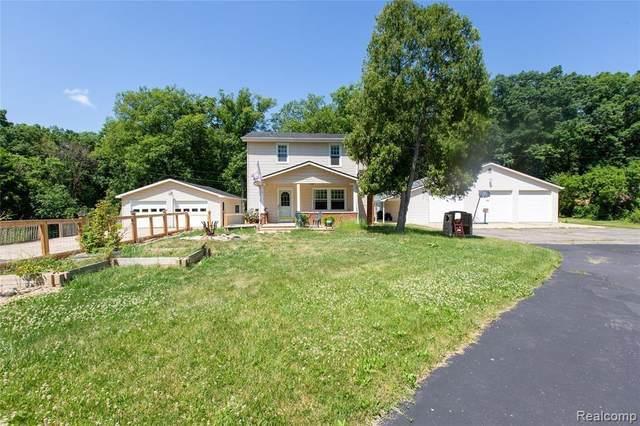 933 Rose Drive, Scio Twp, MI 48103 (#543275454) :: The Alex Nugent Team   Real Estate One