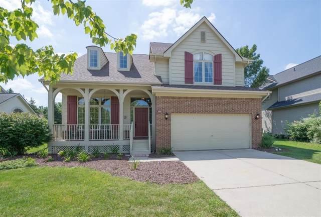 5661 Leblanc Avenue, Scio Twp, MI 48103 (#543275418) :: The Alex Nugent Team   Real Estate One