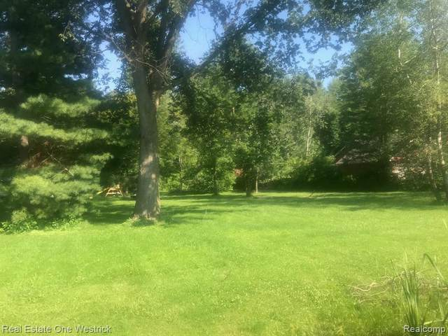 0 Folkert Road, Clay Twp, MI 48001 (#2200064372) :: The Alex Nugent Team | Real Estate One