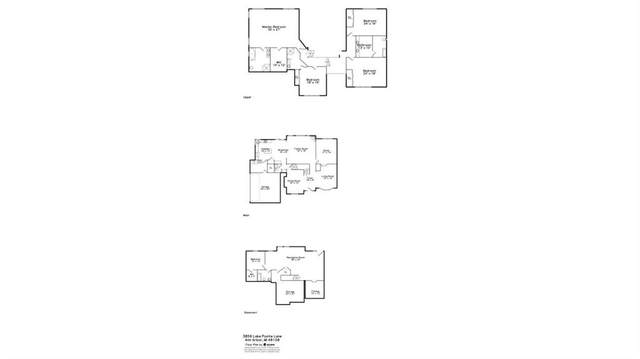 3859 Lake Pointe Lane #48103, Pittsfield Twp, MI 48108 (#543275512) :: The Alex Nugent Team   Real Estate One
