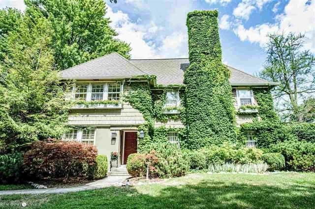 410 Lakeland, Grosse Pointe, MI 48230 (#58050020188) :: The Alex Nugent Team | Real Estate One