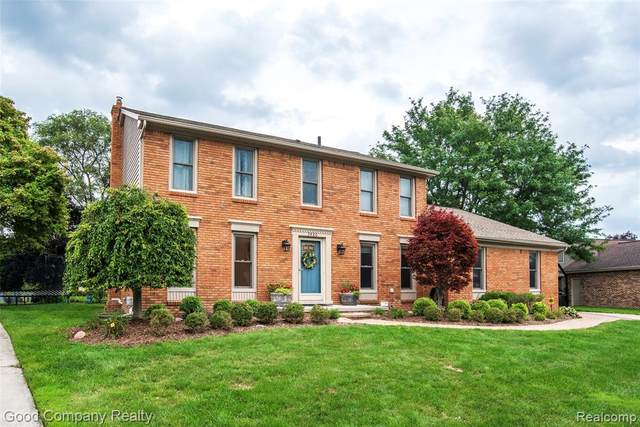5480 Corbin Drive, Troy, MI 48098 (#2200064517) :: The Alex Nugent Team | Real Estate One