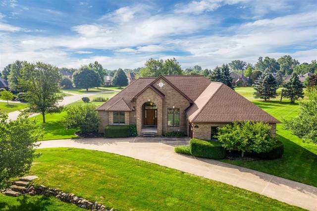 4770 Saint Andrews Court, Pittsfield Twp, MI 48108 (#543275552) :: The Alex Nugent Team   Real Estate One