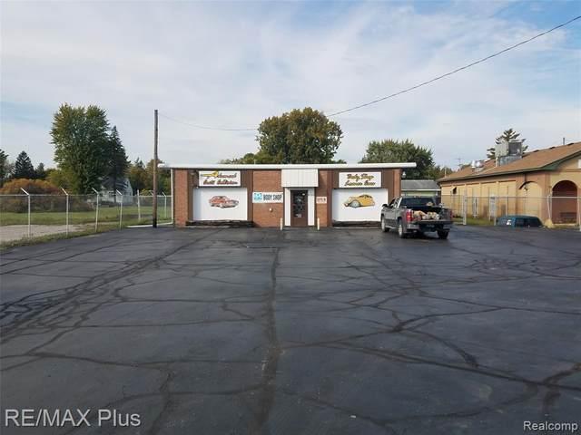 5120-A Dixie Highway N, BRIDGEPORT TWP, MI 48601 (#2200064619) :: The Alex Nugent Team | Real Estate One