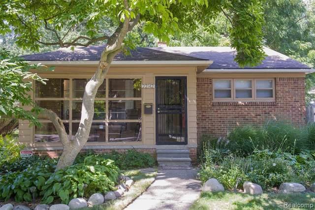 22142 Curtis Street, Detroit, MI 48219 (#2200064637) :: The BK Agency