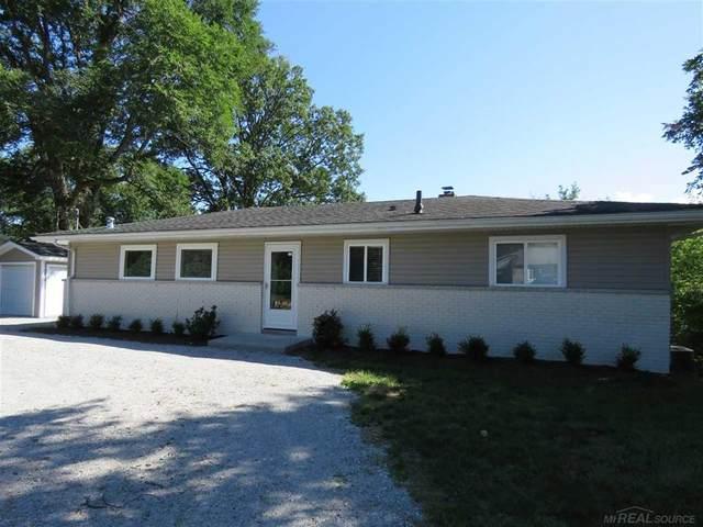 4121 N River, Fort Gratiot, MI 48059 (#58050020280) :: The Alex Nugent Team | Real Estate One