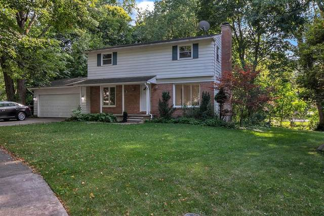 2695 E Blue Haven Court, Meridian Charter Twp, MI 48823 (#630000248655) :: The BK Agency