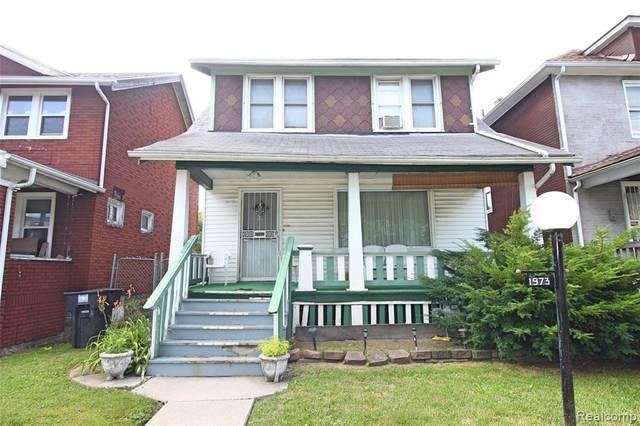1973 Sturtevant Street, Detroit, MI 48206 (#2200064758) :: The BK Agency