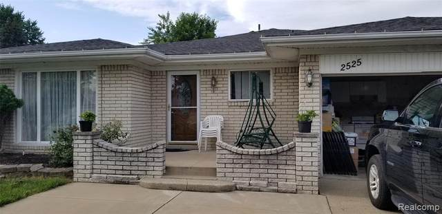 2525 Purcell, Sterling Heights, MI 48310 (#2200064797) :: Alan Brown Group