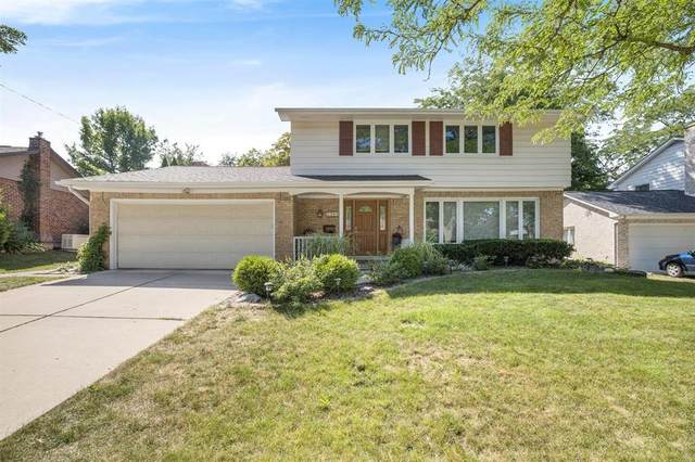 2344 Dundee Drive, Ann Arbor, MI 48103 (#543275560) :: Novak & Associates